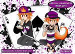 Asexual Awareness Week 2014 by Enthriex