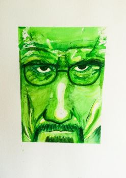 Walter White  by Chemie-Chan