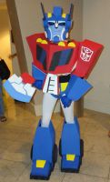 TFA Optimus Cosplay Complete by Transformersfan4ever