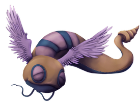 Request Dunsparce by SilverVanadis