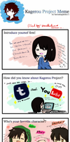 Kagerou project meme by Hakamii
