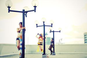 FFX-2: Someplace New by nikkinikki-OH