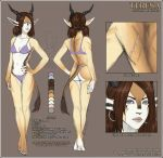 Teresa-Nude Ref. Swimsuit ver by Horus-Goddess