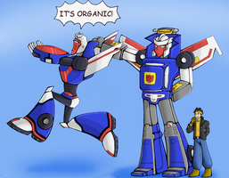 TF - IT'S ORGANIC by Rosey-Raven
