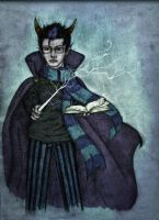 Wwizard -Traditional by Caelistis-Rydraline