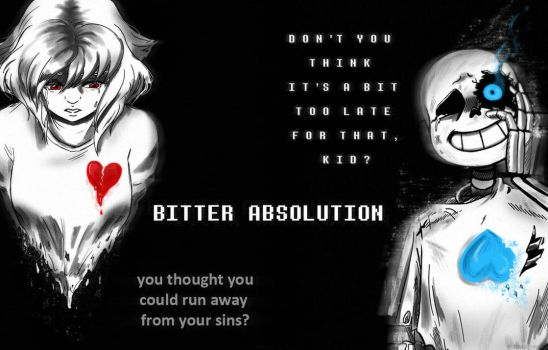 Bitter Absolution Teaser? by YunaSakura