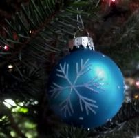 Snowflake Ornament by Seriridescence