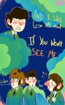 .:You Won't See Me:. SketchThis by KabouterPollewop