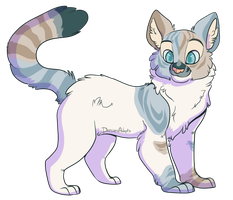 Cat adoptable Auction | CLOSED by DaisiesAdopts