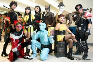 Cosplay: Watchmen Grp Cosplay by eklektik-am