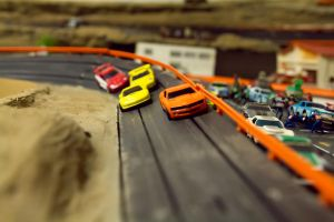 Slot cars by Doogle510