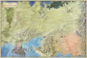 The Dothraki Sea by torstan