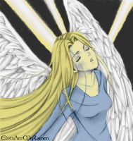 Let me be your Angel by Chikane-san