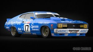 1979 ATCC Ford Falcon XC Cobra by The-IC
