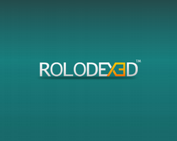 Rolodexed by alitimate