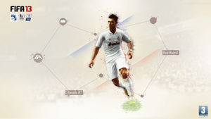 FIFA 13 Wallpaper by JacceArts