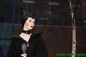 Maleficent - Wales Comic Con 2014 by MasterCyclonis1