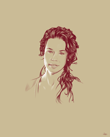 Evangeline Lilly by Georgel-McAwesome