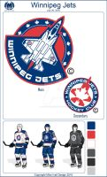 Winnipeg Jets by MikePho3niX