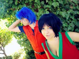 Look here! - Toriko by NamiWalker