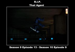 R.I.P. That Agent by Link8909