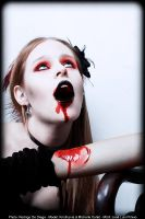 Bloody Pleasures by Kristhania