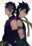 Paypal Commission: Ikuto and Kaito by Stray-Ink92