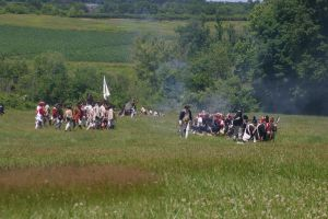 Battle of Monmouth 15 by uglygosling
