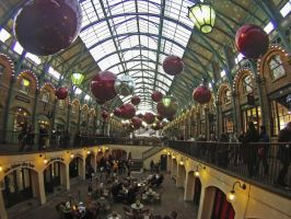 Covent Garden Christmas by mw289