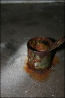 Rusty can by Chribba
