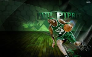 Paul Pierce Wallpaper by tenha