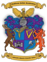 School Arms In Vector by lighthousegraphics
