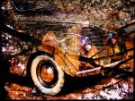 Musical Automobile Abstract by DonnaMarie113