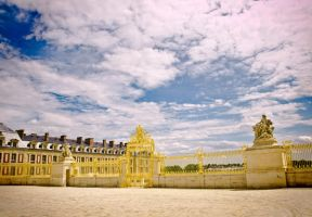 The Gate of Versailles by NoreeCorrino
