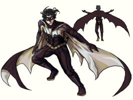 Project Rooftop: Batman 2.0 by Serain