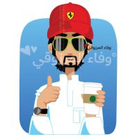 Ferrari Guy by WafaAlMarzouqi