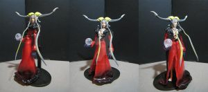 Ultimecia Custom - Not Finish by neoarchangemon