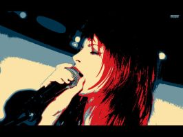 Hayley Williams Singing by Maellanie