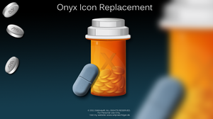 Onyx Icon Replacement by B4lth4s4R