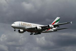 Airbus A380-861 by PlaneSpotterJanB