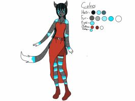 Rising Moon Ref by The-Insane-Puppeteer