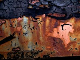Rust and Tar I by Baq-Stock