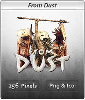 From Dust - Icon by Crussong
