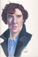 Sherlock by Ombre-Lumineuse