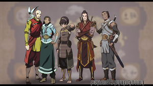 Old friends * Avatar * by Prydzanimation