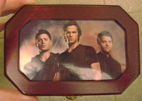 SPN Jewelry Box Top Close-up by Ms-Mordant