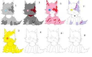 Point adopts by Icey-adopts