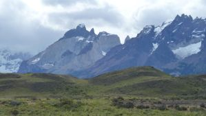 Patagonian Landscape 04 by fuguestock