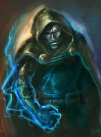 Doctor Doom by zgul-osr1113