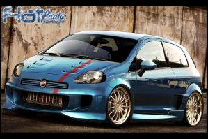 NoxiouS DesigN Fiat Punto by noxiousdesign